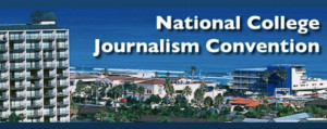 Associated Collegiate Press national convention in San Diego was Feb.  27-March 2, 2014.