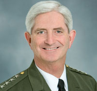 San Diego County Sheriff William D. Gore. Official photo.