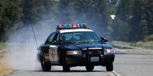 A CHP cruiser. Photo courtesy CHP.