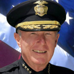 Former San Diego Police Chief William M. Lansdowne. Official photo.