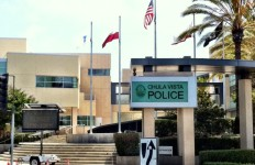 Chula Vista Police Department. File photo.