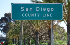 San Diego Countys population increased by 1.1 percent in the last year.