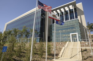The FBI's San Diego office in Sorrento Valley. Photo courtesy FBI.