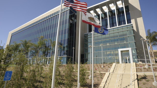 FBI office in San Diego