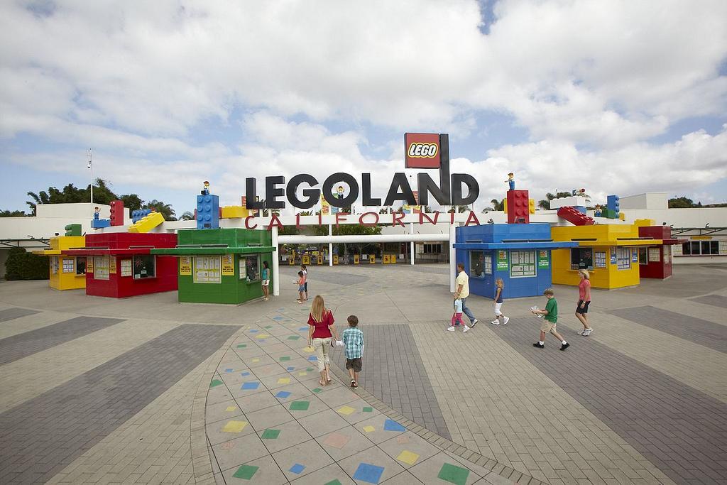Legoland Kalifornien Erstreckt Schließung Bis April 15