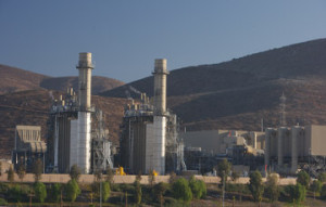 Otay Mesa Plant. Photo courtesy Calpine.