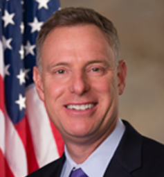 Rep. Scott Peters. Official photo.