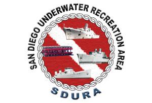 San Diego Underwater Recreation Area logo