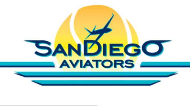 San Diego Aviators Logo