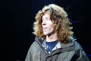 Olympic snowboarder Shaun White from Carlsbad. Photo from Wikimedia Commons.