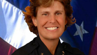San Diego Police Chief Shelley Zimmerman. Official photo.