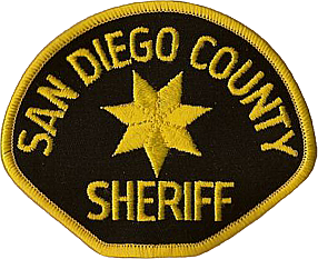 Sheriff of San Diego County