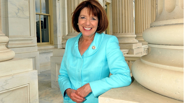 Rep. Susan Davis, who represents California's 53rd District. Official photo