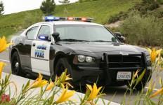 Oceanside Police cruiser. Photo courtesy Oceanside Police Department.