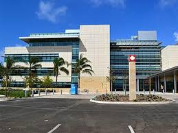 Completed naval hospital at Camp Pendleton. Photo courtesy Clark Construction.