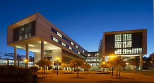 San Diego Supercomputer Center at UCSD. Photo by Alan Decker/SDSC.