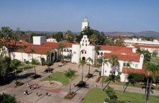 San Diego State University. File photo.