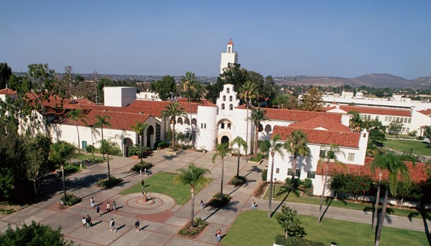 San Diego State University. File photo.