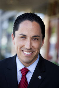 San Diego City Council member Todd Gloria.