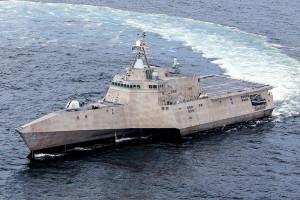 Photo by U.S. Navy.