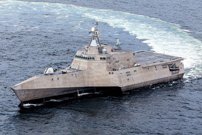 Littoral Combat Ship Builder Opens 200-Person Office in San Diego