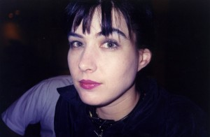 Punk singer Kathleen Hanna. Photo courtesy Pat Smear