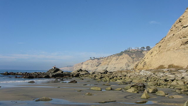 Black S Beach In La Jolla Photo Credit Wikipedia Commons