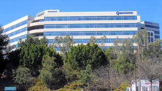 Qualcomm headquarters in Mira Mesa. Photo via Wikimedia Commons.