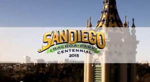 Scene from Balboa Park Centennial Celebration video. Image from YouTube.com