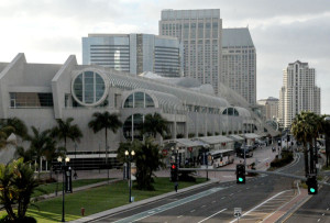 San Diego Convention Center.  Photo by Chris Stone