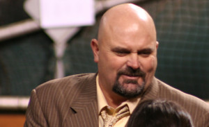 David Wells, former San Padres pitcher. Photo courtesy of Wikimedia Commons