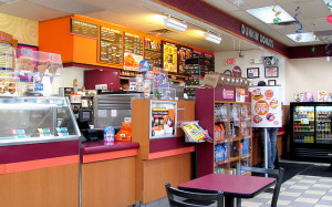 Dunkin' Donuts. Photo credit: Wikipedia Commons.