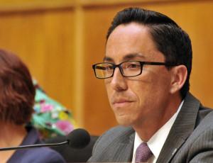 San Diego City Councilman Todd Gloria.  Photo by Chris Stone