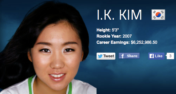 Kim of Rancho Santa Fe is among the locals entered in Kia Classic ...