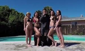 Image from campaign video by SDSU student Luke Dzierzanowski.