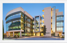 The Math and Science Building at Mesa College. Photo courtesy San Diego Community College District