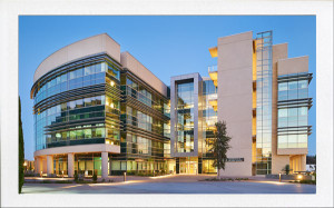 The Match and Science Building at Mesa College. Photo courtesy San Diego Community College District