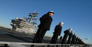 Sailors at North Island Naval Air Station. Photo courtesy cnic.navy.mil