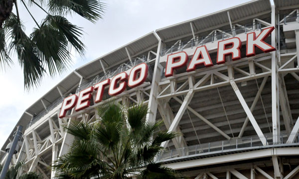Petco Park.  Photo by Chris Stone