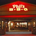 Phil's BBQ restaurant