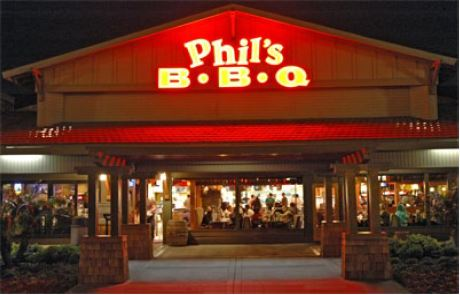 Phil 39 s bbq expands with 2nd location in petco park times for Phil s fish grill