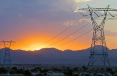 The Sunrise Powerlink was crucial during the five-day heat wave. Photo courtesy SDG&E