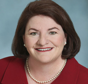 State Assembly member Toni Atkins. Official photo