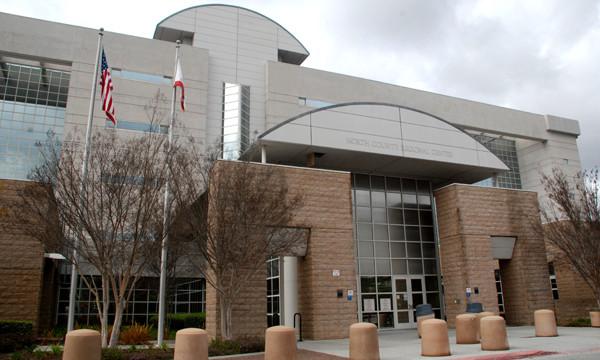 Vista courthouse