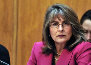 San Diego City Councilwoman Lorie Zapf.  Photo by Chris Stone