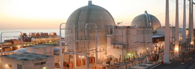 SDG&E is seeking new power sources due to the closure of the San Onofre nuclear power plant, offline since 2012. Photo credit: wikimediacommons.org