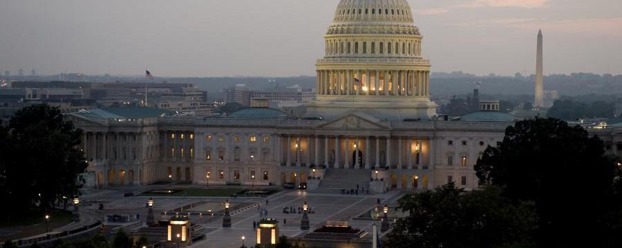 Washington D.C. Photo credit: Wikimedia Commons