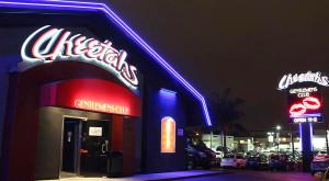 Cheetahs strip club in Kearny Mesa. Image from  cheetahssd.com.
