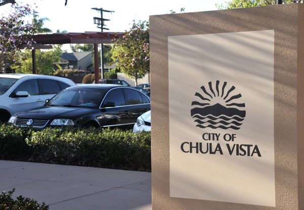 Chula Vista City Hall.  Photo by Chris Stone