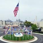 Naval Base San Diego.